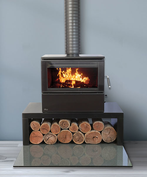 HeatCharm C600 Series 8 Freestanding