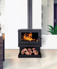 Blaze B600 Freestanding With Cantilever Base