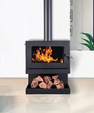 Blaze B900 Freestanding With Cantilever Base