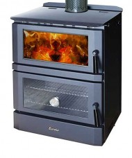 Eureka Cooker Freestanding Woodheater and Oven