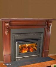 Eureka Victorian Fireplace Insert